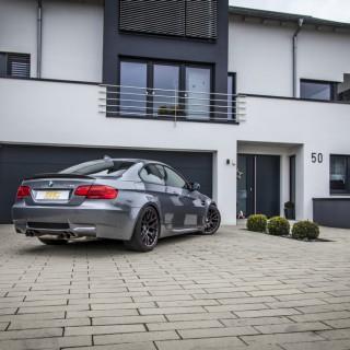 Genial: das ST XTA ist auch für den BMW M3 lieferbar!