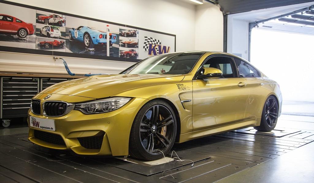 Entwicklung KW DDC plug&play für BMW M4