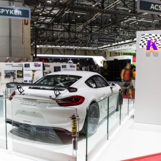 Die KW Highlights des 87. Genfer Auto-Salon 2017