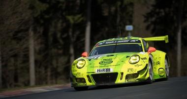 Gesamtsieg für Manthey-Racing beim VLN-Saisonauftakt
