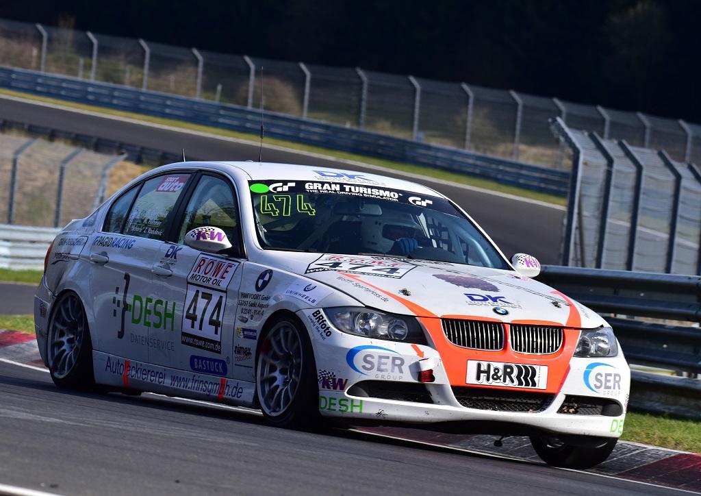 KW Kundenteam Derscheid Motorsport sichert sich VLN-Podiumsplatz