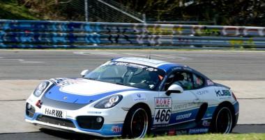 W&S Motorsport startet erfolgreich in die VLN Saison 2017
