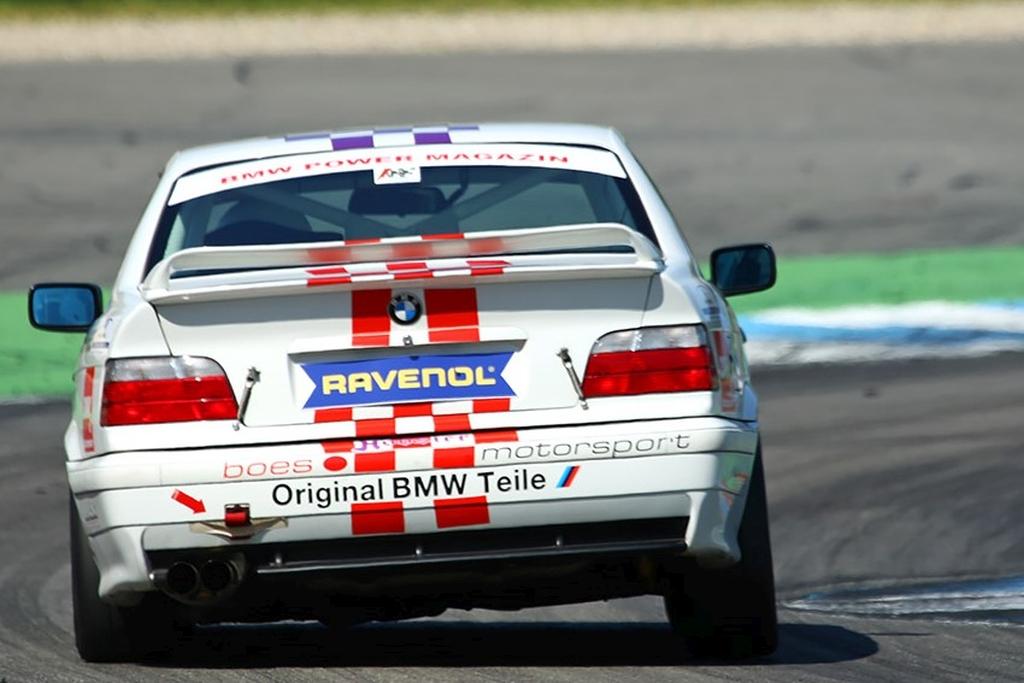 KW ist empfohlener Fahrwerkhersteller bei der DMV BMW Challenge