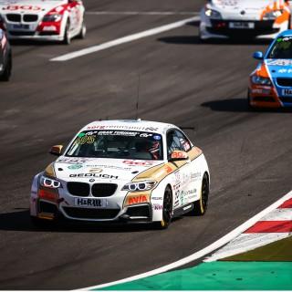 Klassensieg und starkes BMW-Cup-Ergebnis