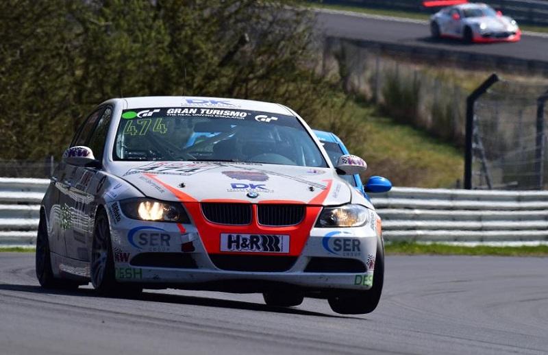 Der Derscheid BMW startet in der Klasse V5 in der VLN
