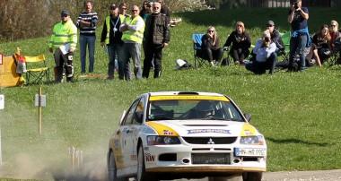 Rallye: 5. Gesamtsieg bei der Ostablrallye