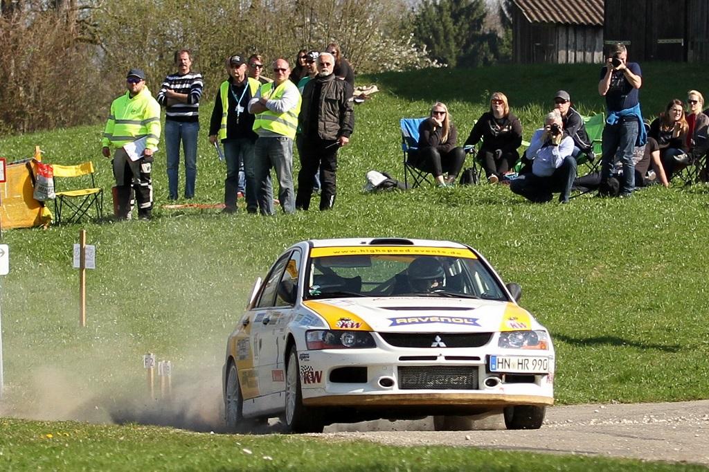 KW Kundenteams sind auch im Rallye-Sport erfolgreich