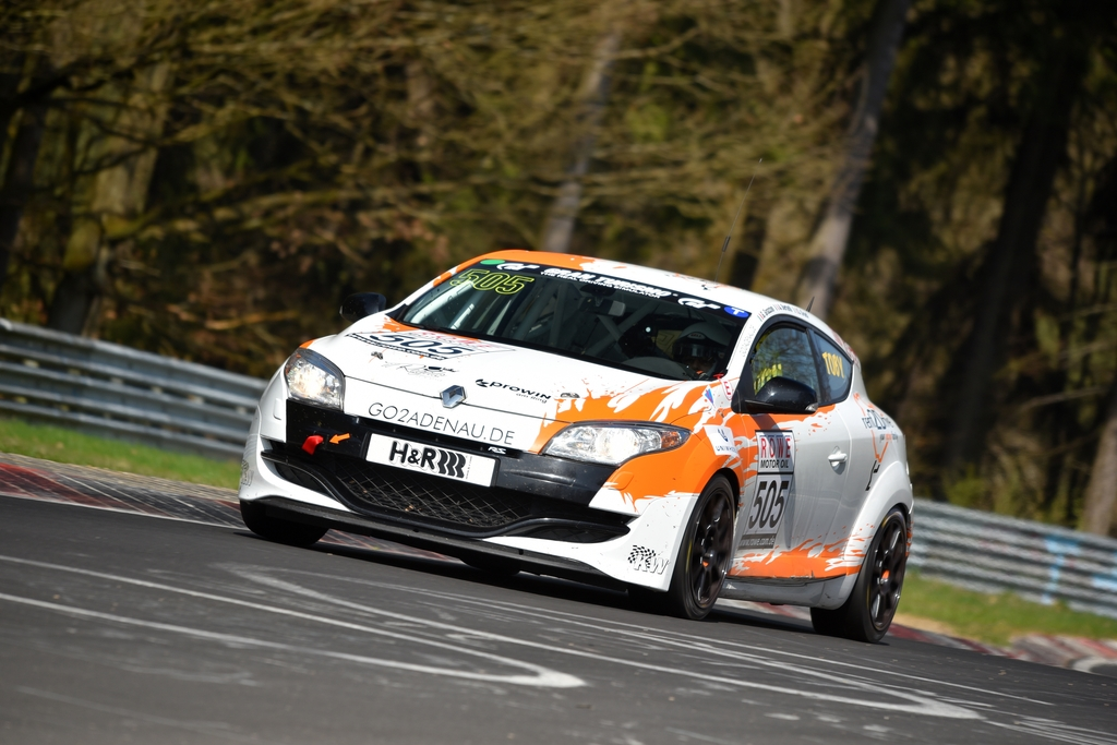 KW Competition Kundenteam Rent2Drive in der VLN
