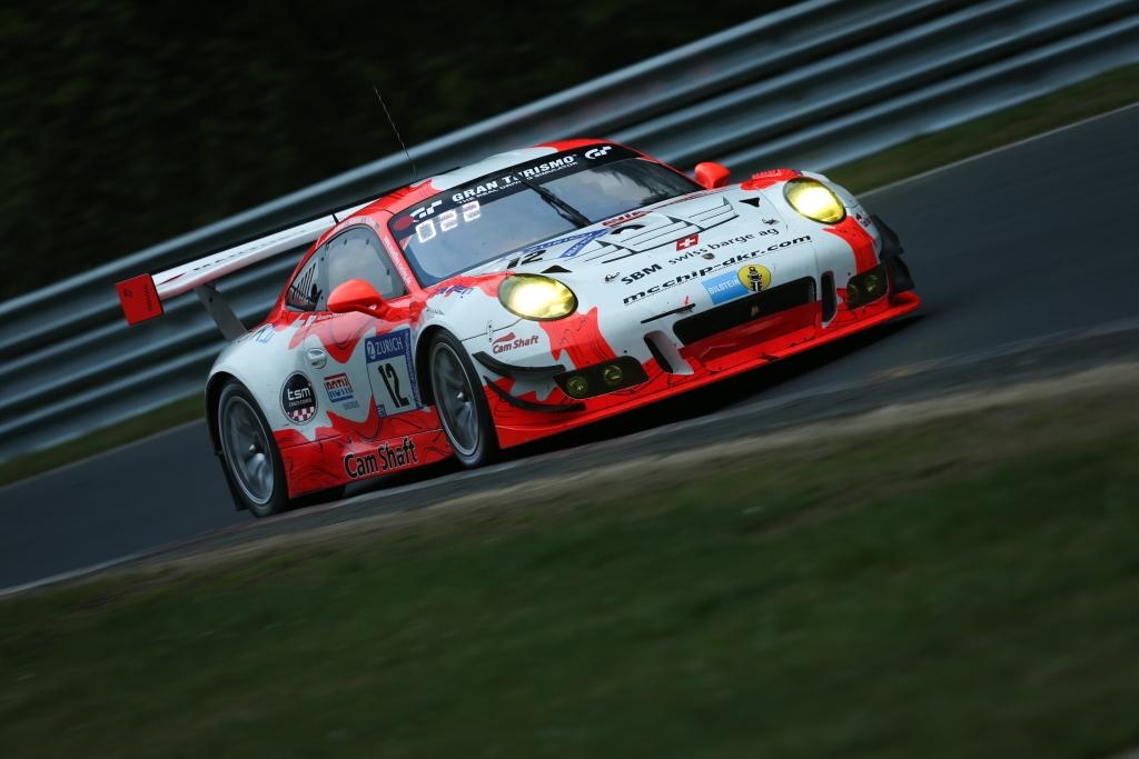 Erfolgreiche Generalprobe des KW Kundenteams Manthey-Racing für das 24h-Rennen