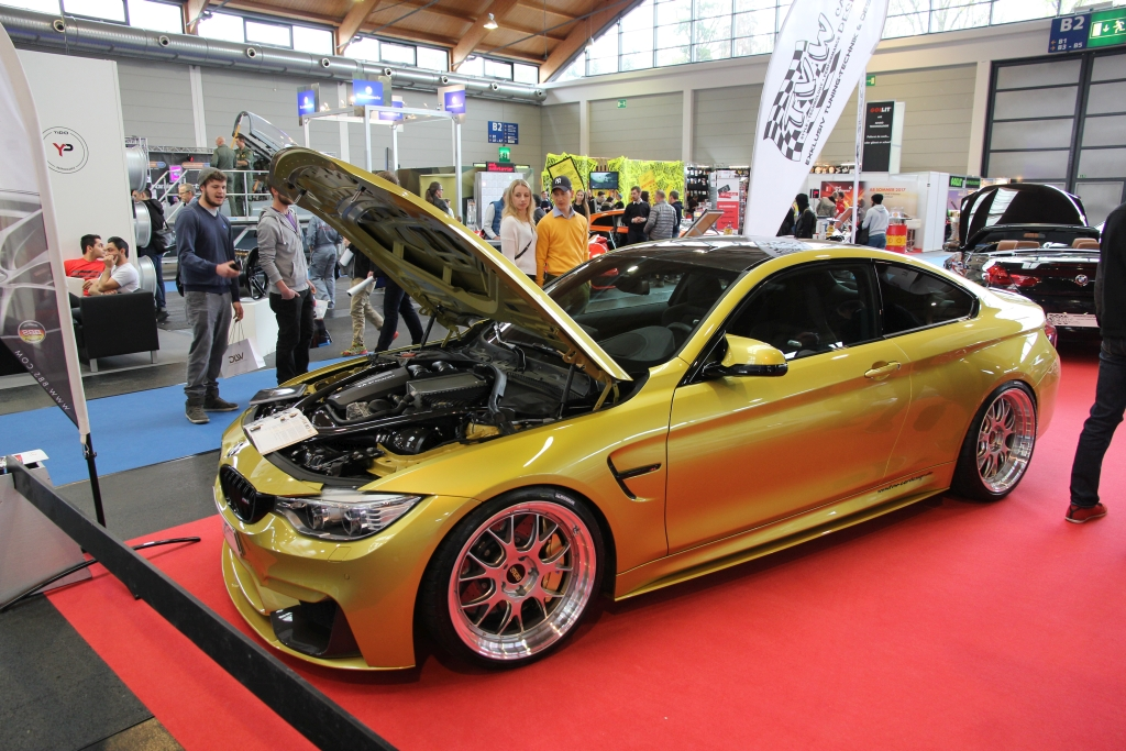 KW automotive auf der TWB 2017
