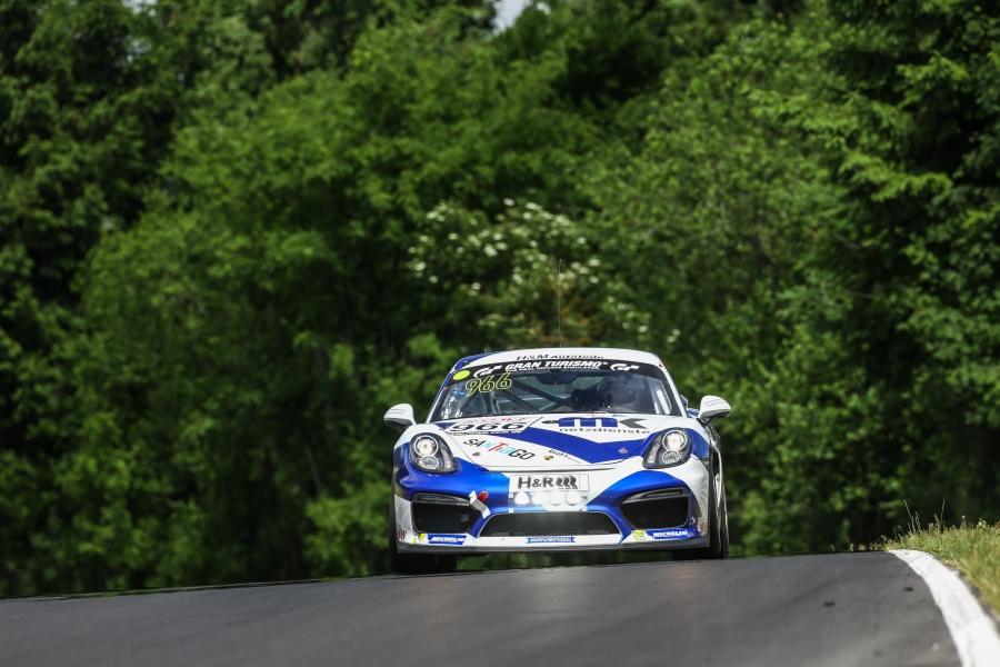 KW ist Serienausrüster der Cayman GT4 Trophy by Manthey-Racing
