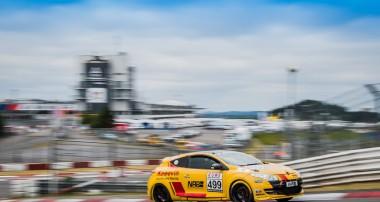VLN: Schnellster Mégane RS