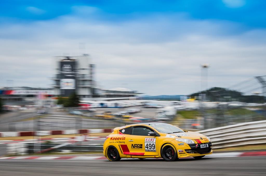 Das Team Keeevin Sports & Racing sorgte in der VT2 für die schnellste Runde
