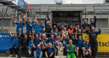 Starke Teamleistung des KW Competition Kunden Bonk Motorsport