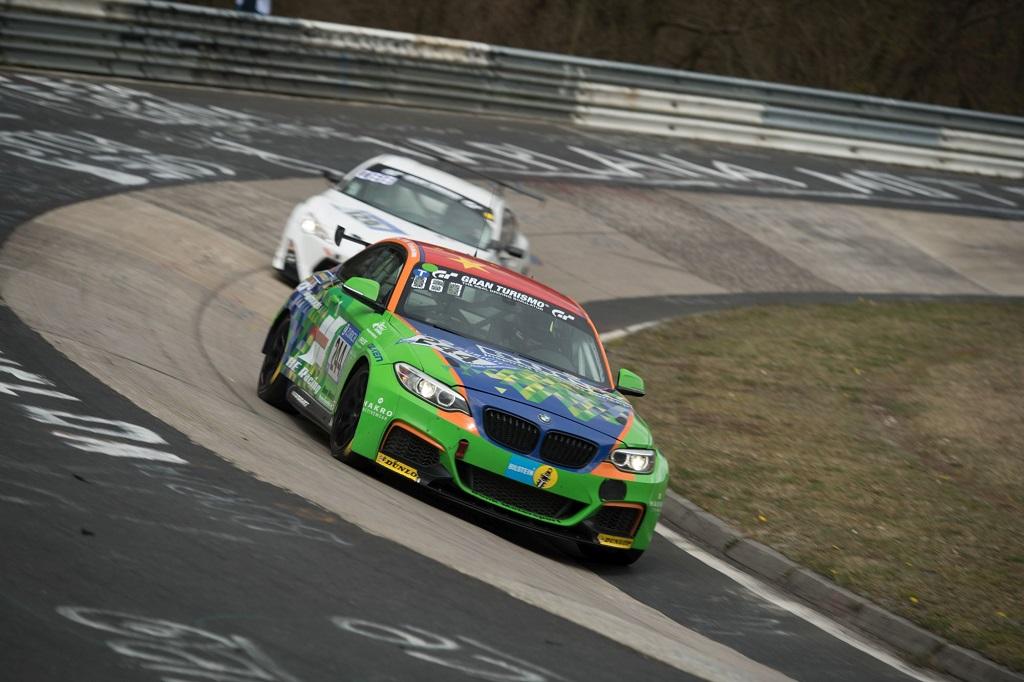 Starke Leistung des KW Kunden Bonk Motorsport beim 24h-Rennen