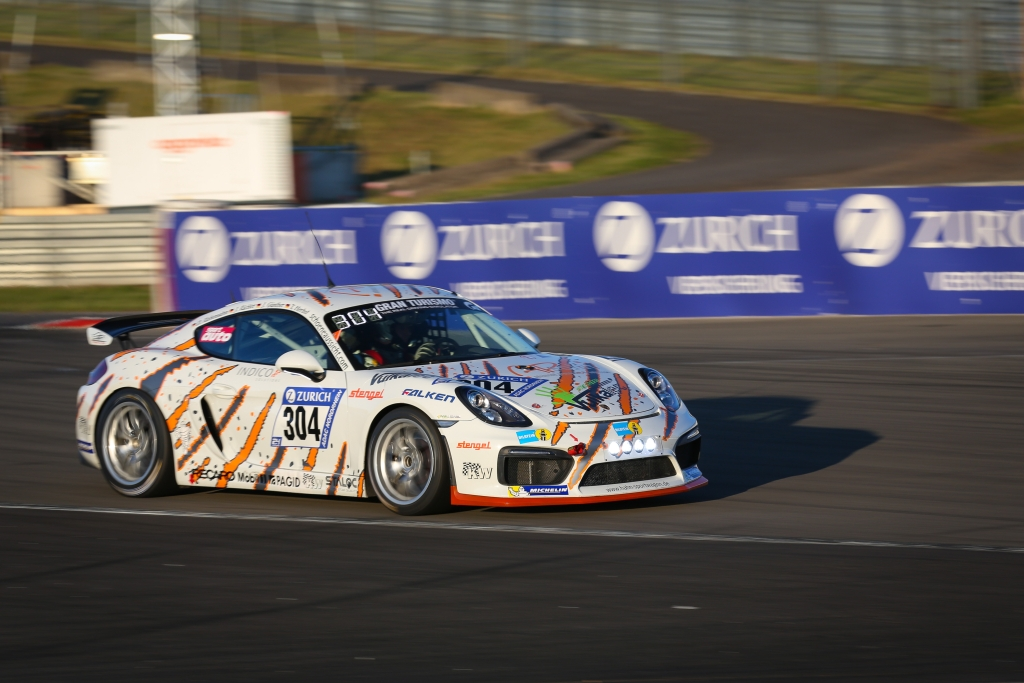 Doppelsieg für Teichmann Racing beim 24h-Rennen auf dem Nürburgring