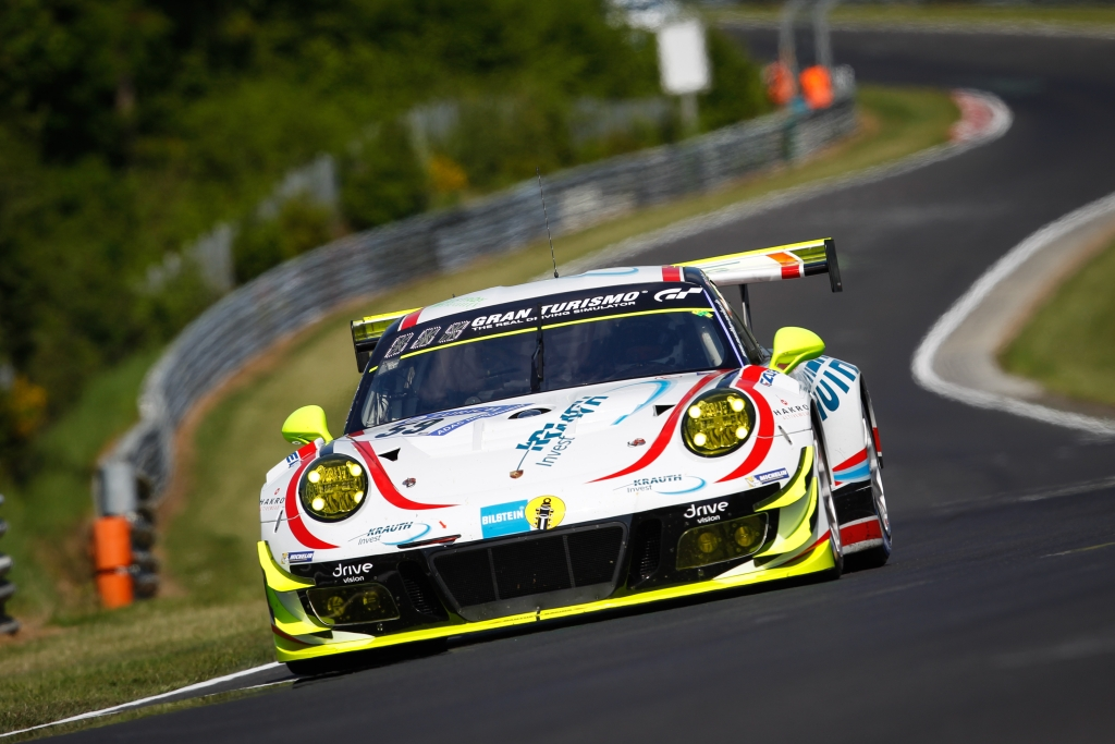 KW Competition Partner Manthey-Racing beim 24h-Rennen Nürburgring