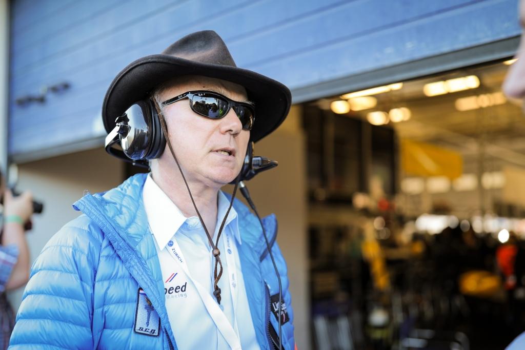 James Glickenhaus größte Passion ist der Motorsport.