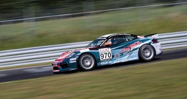 VLN: Dritter Saisonsieg für Mühlner Motorsport in der Cayman GT4 Trophy