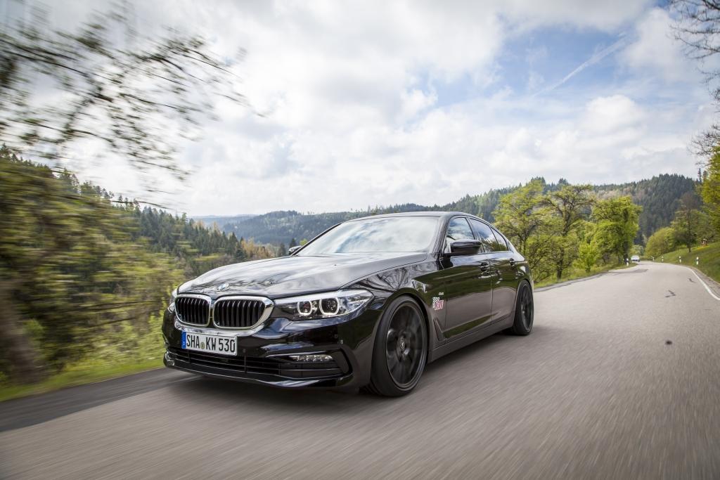 Komfort und Fahrdynamik in Perfektion für den neuen BMW 5er