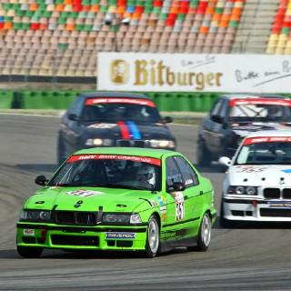DMV BMW Challenge – die Hitzeschlacht von Hockenheim