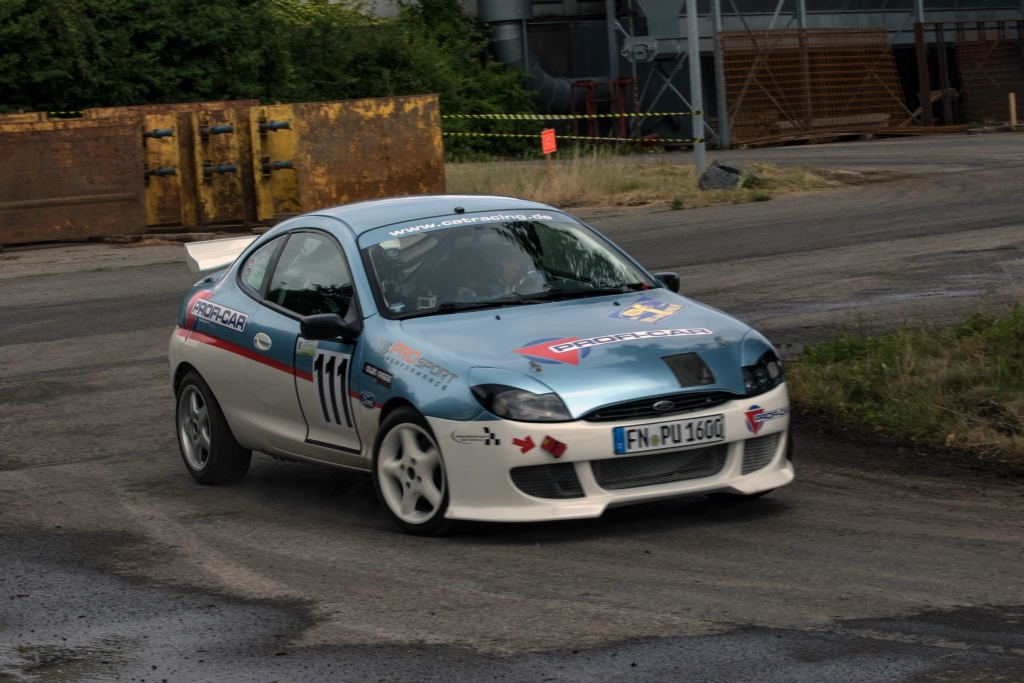 KW Competition Rallye-Kundenteam SPEED CAT RACING