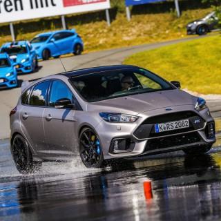 Im Rückspiegel: ST Sportfahrertraining im Ford Focus RS