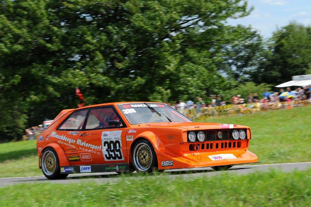 KW Berg Cup Rennfahrer Hansi Eller