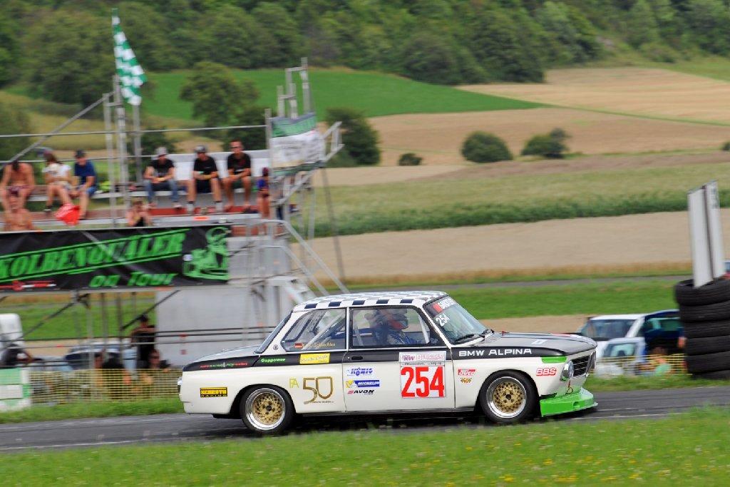KW Berg Cup Rennfahrer Karl-Heinz Schlachter