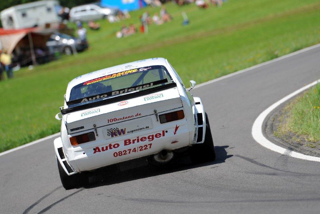 KW Berg Cup Rennfahrer Michael Rauch