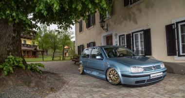 """""""Hardcore-Golf"""" – ein R32 mit Doppel-Webervergaser"""