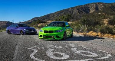 """Auto der Woche: IND Distributions BMW M2 """"GELBGRÜN""""!!"""