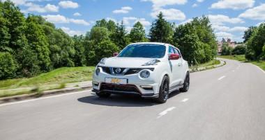 ST XA Gewindefahrwerk für Nissan Juke und Juke Nismo RS