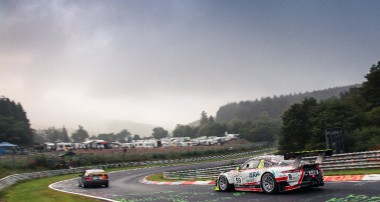 VLN: Manthey-Racing mit Podest-Erfolg in der Pro-Am