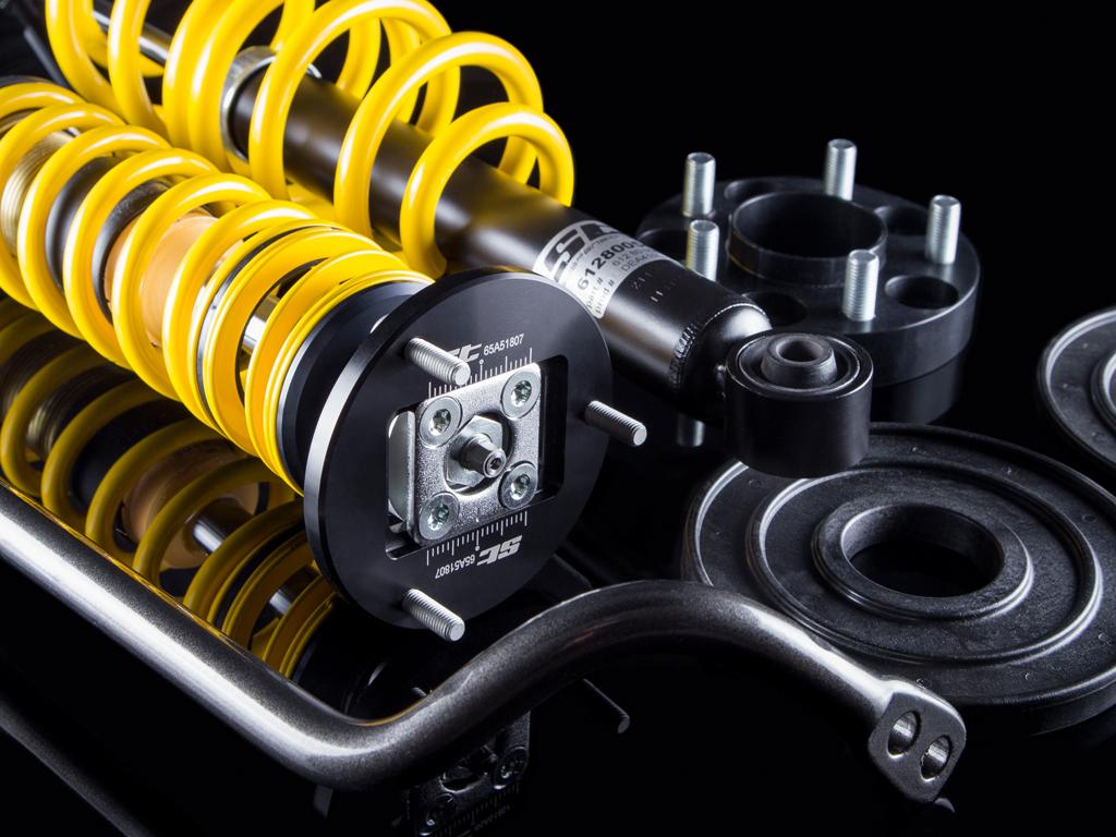 ST suspensions Fahrwerkkomponenten aus Deutschland