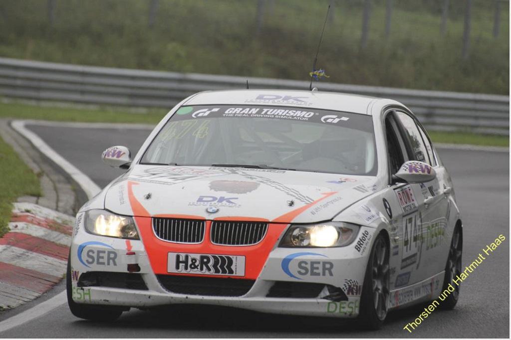 KW Competition Kunde Derscheid Motorsport in der VLN-Meisterschaft