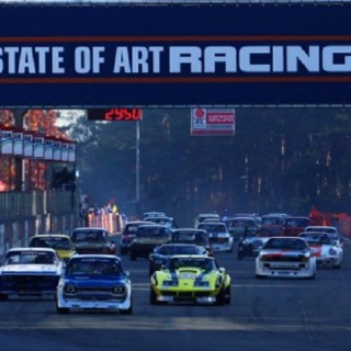 """Altblech unleashed"": KWL Motorsport beim American Weekend in Zolder"