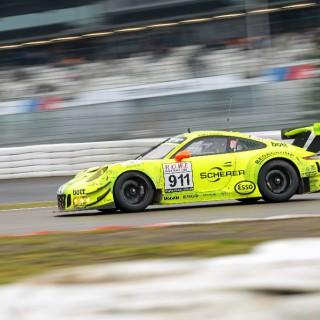 VLN: Neuer Rekord! 50. Gesamtsieg für Manthey-Racing