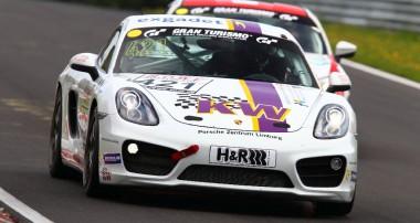 VLN: Überzeugende Vorstellung am Nürburgring