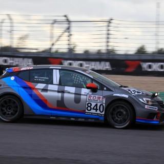 Erfolgreicher Einsatz: Kissling Motorsport Astra TCR in der VLN