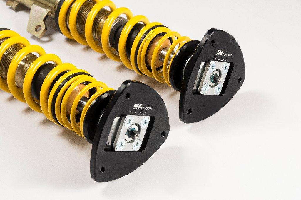 ST suspensions Fahrwerkkomponenten für VW Golf 7 und Co.