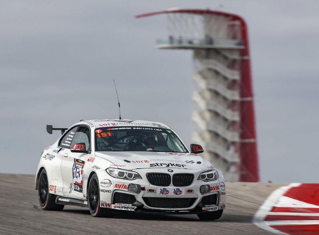 Alle BMW M235i Racing sind ab Werk mit KW Competition Dämpfern ausgerüstet