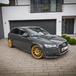 """Plug-in-Fahrspaß"" für ""Plug-in-Hybrid"": KW V3 für Audi A3 Sportback e-tron"