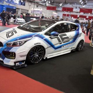 """Icebreaker 2.0: Der """"Über-pro_cee'd-GT"""" der Essen Motor Show"""