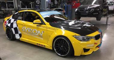 """Von Forza Motorsport auf die Straße: der """"752 PS BMW M4 Space Drive II"""""""