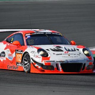 24h-Rennen von Dubai: KW Competition Kunde Manthey-Racing wird Zweiter