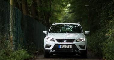 Voll im Trend: Tieferlegungen für SUV – KW Gewindefahrwerke für Seat Ateca lieferbar