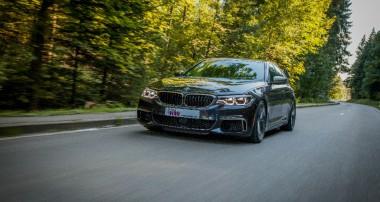 KW Gewindefahrwerke für BMW M550i xDrive und alle 5er BMW (G30) mit Allradantrieb