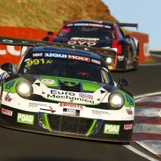 Porsche 911 GT3 R mit sehenswerter Aufholjagd bei den 12 Stunden von Bathurst