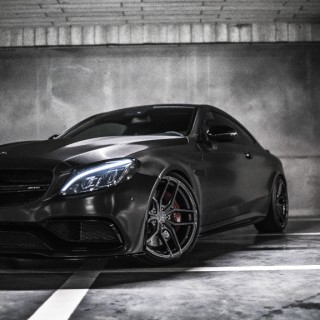"""AMG Black Series Fahrdynamik"": KW Variante 3 für AMG C63 S Edition by Z Performance"